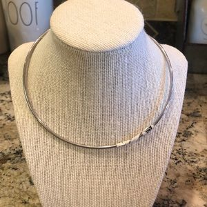Silpada Sterling Silver Collar Necklace